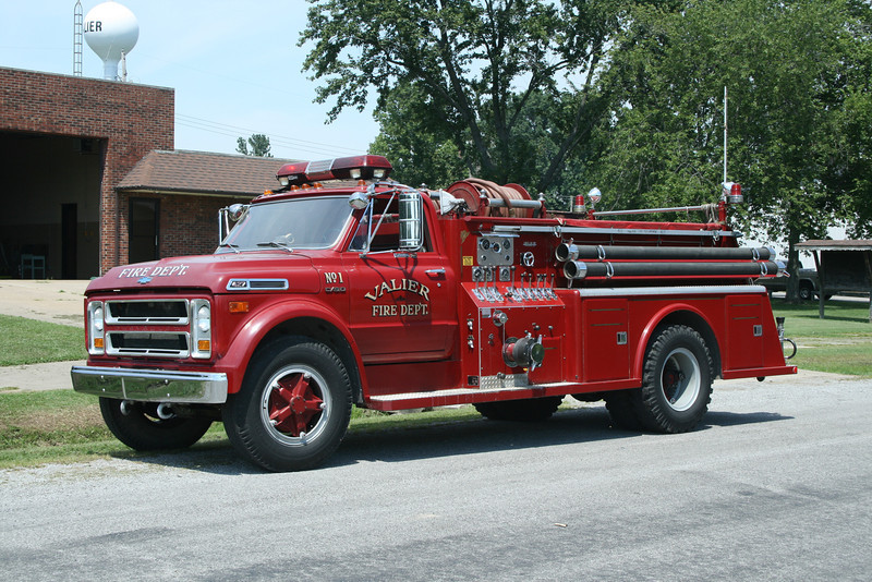 VALIER FD  ENGINE 401