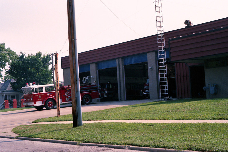 WEST FRANKFORT FD  STATION