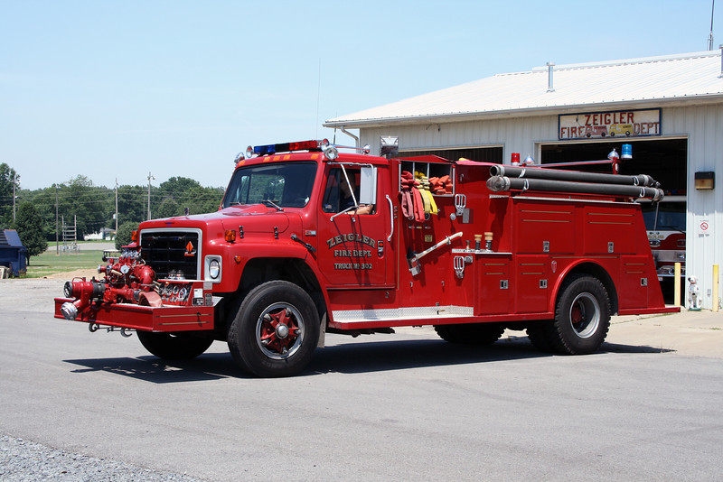 ZEIGLER FD  ENGINE 302