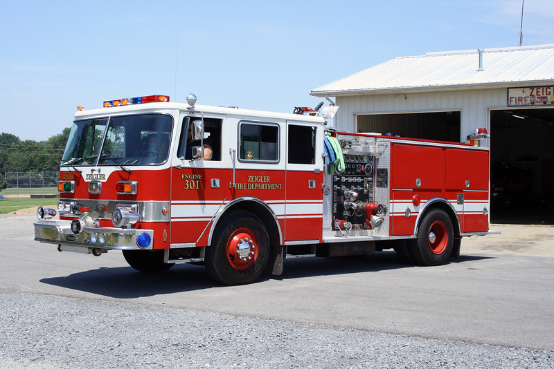 ZEIGLER FD  ENGINE 301