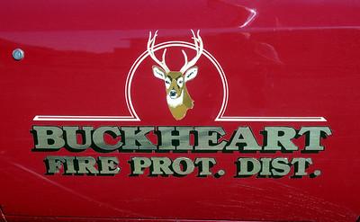 BUCKHEART DOOR LOGO