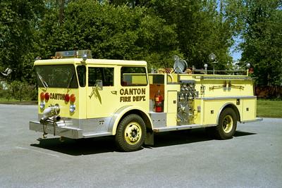 CANTON ENGINE  ALFCO PIONEER