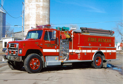 COPPERAS CREEK FPD ENGINE 1500