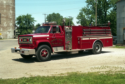 COPPERAS CREEK ENGINE 1511