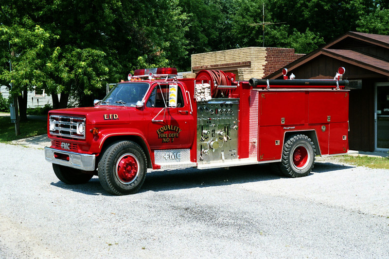 EQUALITY FD  ENGINE 1  CHEVY - FMC