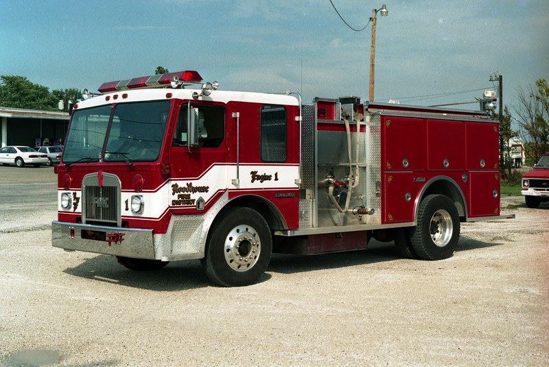 ROODHOUSE  ENGINE 1  KENWORTH - FMC