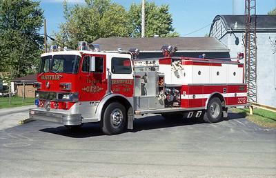 BRACEVILLE FPD  ENGINE 3212  1978 HENDRICKSON -ALEXIS  1250-1000  X-BRAIDWOOD FPD  ENG 2411