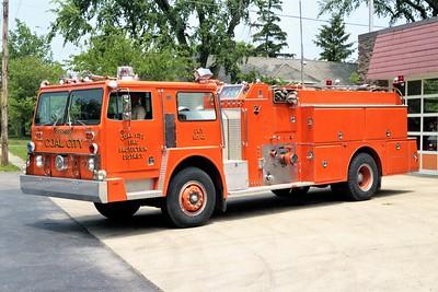 COAL CITY FPD  ENGINE 42  1975  HENDRICKSON - HOWE   1000-1000   14479-H