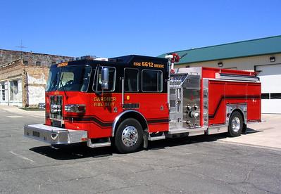 GARDNER FPD  ENGINE 6612  2006  SUTPHEN   1500-1000   H-4060