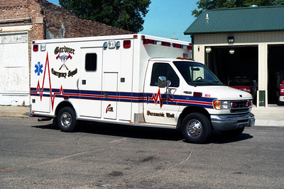 GARDNER AMBULANCE 6614
