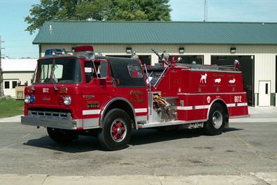 ENGINE 6612  FORD