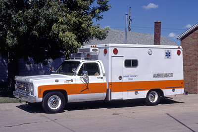 GARDNER  AMBULANCE   JEFF SCHIELKE PHOTO
