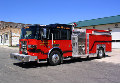 ENGINE 6612  SUTPHEN