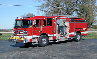 MINOOKA ENGINE 1421 PIERCE ARROW XT