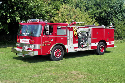 MINOOKA  ENGINE 1313  PIERCE ARROW