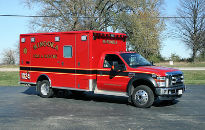 MINOOKA AMBULANCE 1324