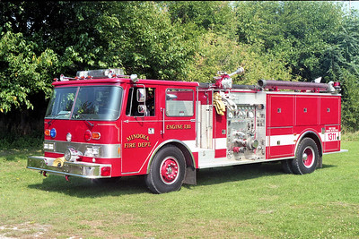 MINOOKA  ENGINE 1311  PIERCE