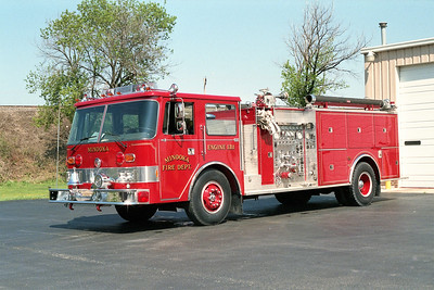 MINOOKA  ENGINE 1311  PIERCE ARROW