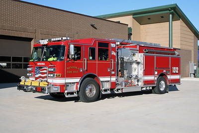 MINOOKA FPD  ENGINE 1312  PIERCE ARROW XT