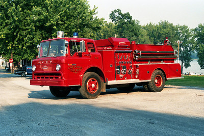 CAVE-IN-ROCK  ENGINE 2  FORD C-BEAN