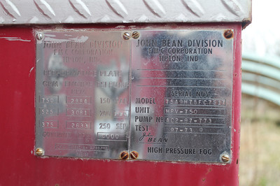 Cave-in-Rock IL xE1 plates  1973 FORD C-BEAN  750750