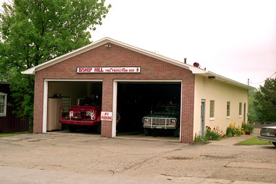 BISHOP HILL FPD  STATION
