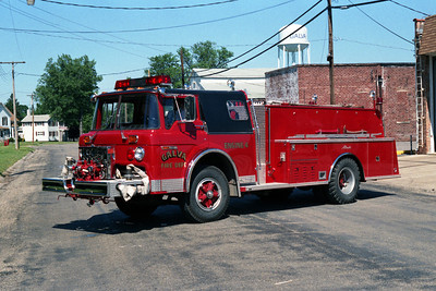 ENGINE 4  FORD C - ALEXIS