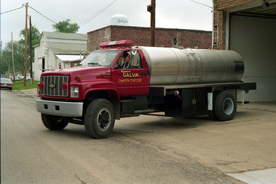 TANKER    CHEVY KODIAK