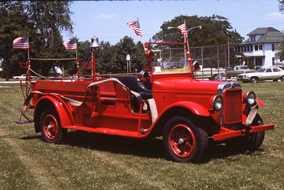GALVA  1928 DODGE   RON HEAL PHOTO
