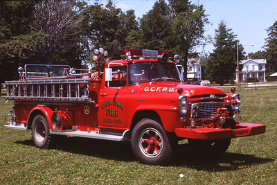GALVA  ENGINE 5  IHC - ALEXIS  750-   RON HEAL PHOTO