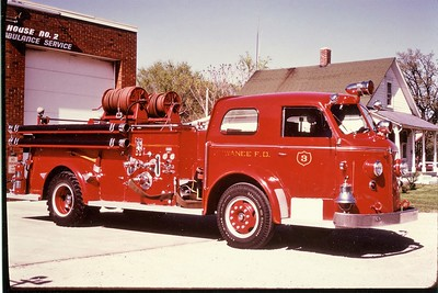 KEWANEE ENGINE 3  1947 ALFCO 700 -