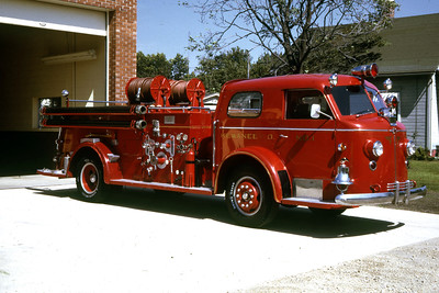 KEWANEE  ENGINE 2  1947 ALFCO 700   750-0   RON HEAL PHOTO
