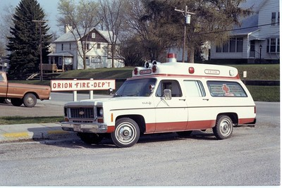 ORION IHC AMBULANCE
