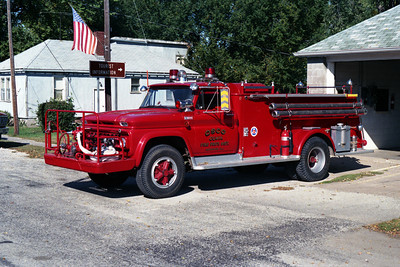 ANDOVER ENGINE