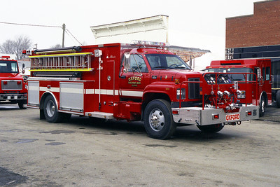OXFORD FPD ENGINE 3