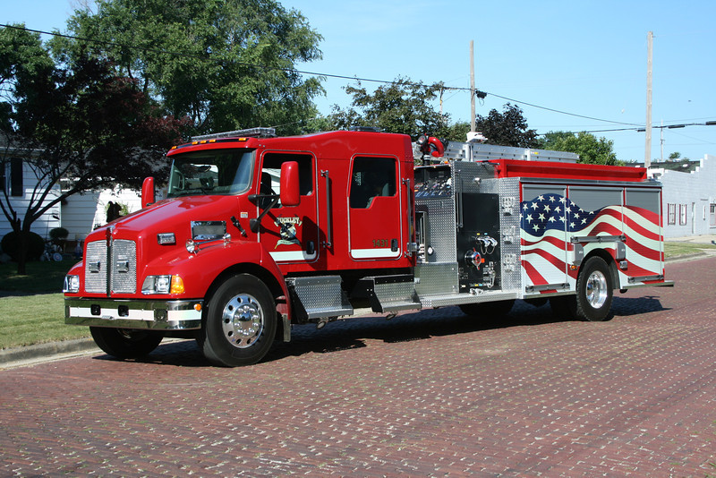 BUCKLEY FPD  ENGINE 1431