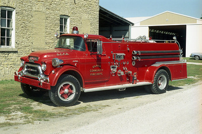 GILMAN ENGINE 93