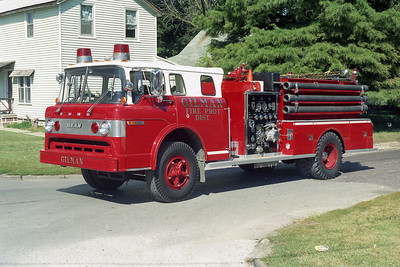 GILMAN FPD  ENGINE 91