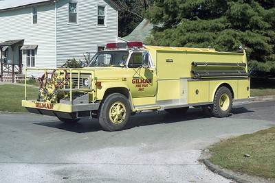 GILMAN WELCH ENGINE 97