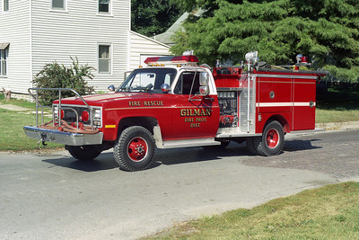 GILMAN FPD  ENGINE 92
