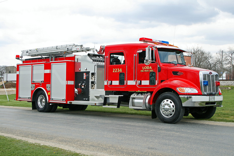 LODA FPD ENGINE 2234