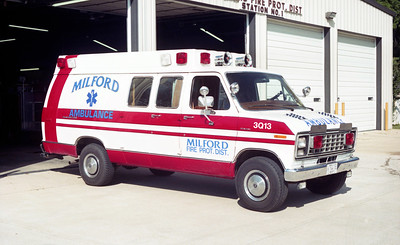 MILFORD  AMBULANCE 3Q13
