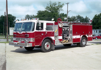MILFORD  ENGINE 2546  PIERCE ARROW