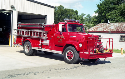 MILFORD  ENGINE 3  IHC FLEETSTAR - ALEXIS