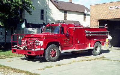 MILFORD TANKER 1   FORD F - ALEXIS
