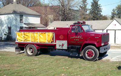 PAPINEAU  TANKER 113  OFFICERS SIDE