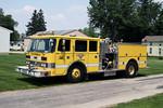 PAPINEAU FPD  ENGINE 1533   1981 PIERCE ARROW  1250-750 x-GLENSIDE FPD  FPD  BF