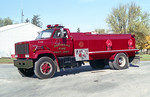 PAPINEAU TANKER 113   GMC - TOP KICK -