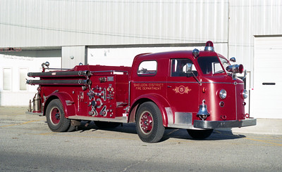 SHELDON  ENGINE 5   ALFCO 700