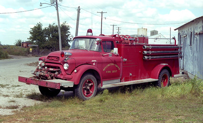 WELLINGTON-GREER  TANKER   GMC -